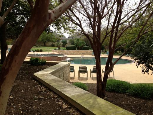 Avery Ranch Kids Pool Cedar Park TX