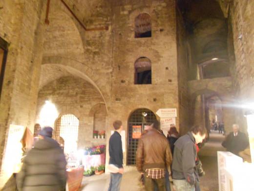 Underground Perugia
