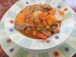 Easy Pork in Cider Casserole