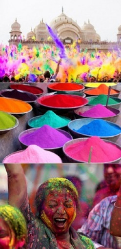 Hindu- Festival of Holi