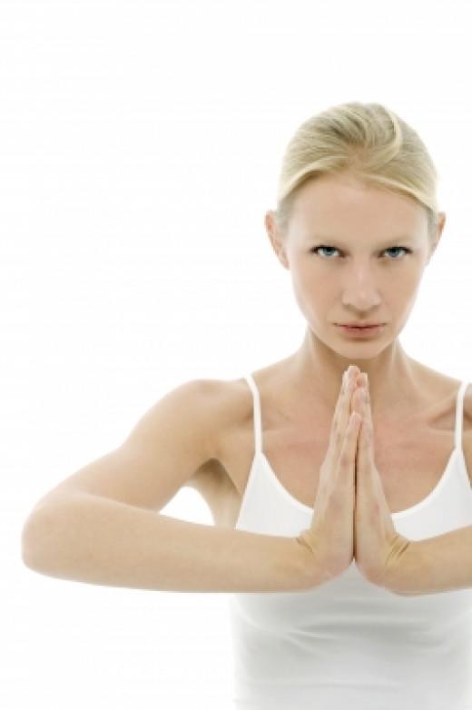 Prenatal Yoga classes teach deep, relaxation breathing.