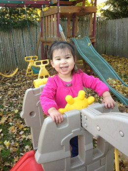 Finding the right daycare takes time but isn't too scary.
