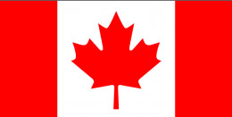 A review of the website Piccsy. Canadian flag.