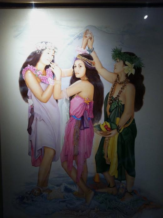 The Three (Hawaiian) Graces