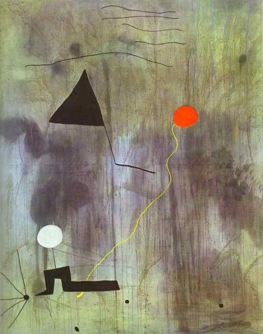 Joan Miró's Birth of the World
