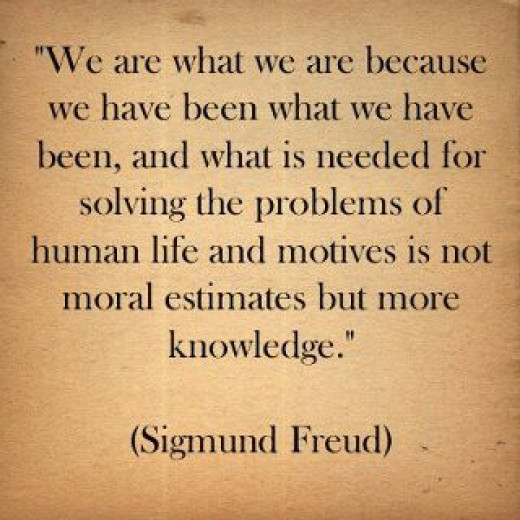 SIgmund Freud is a recognizable figure even for those who have never studied psychology.