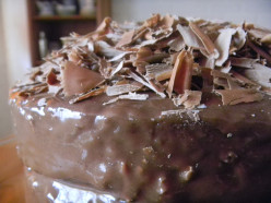 Devils Food Cake Double Chocolate Recipe