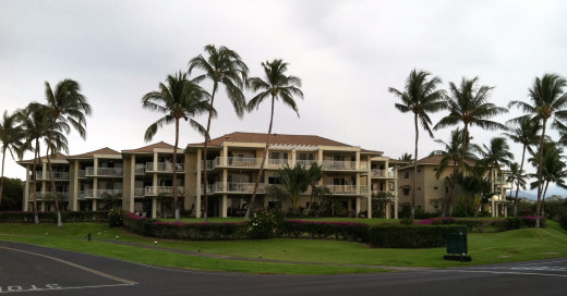 One of Several Condominiums
