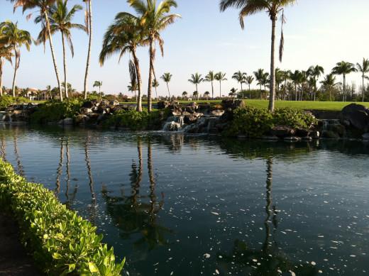 Seven Pools of Waikoloa