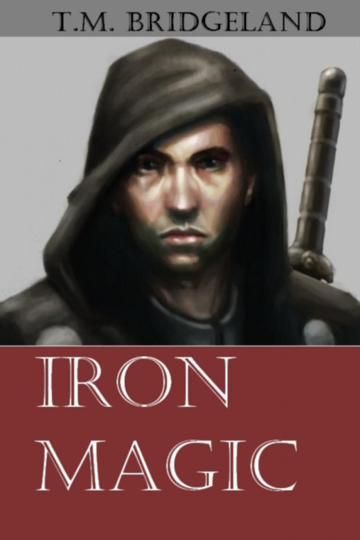 Cover art for Iron Magic
