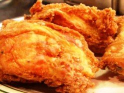 Recipe Fried Chicken.