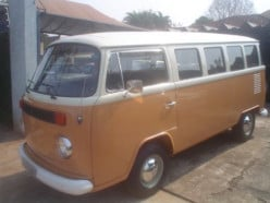 VW Bus noise reduction