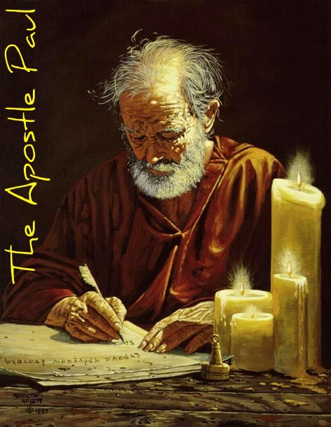 Illustration of Paul the Apostle