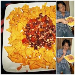 Modified Nachos Dip Recipe