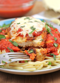 How to Make Homemade Chicken Parmesan