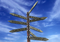 How many different countries have you visited?