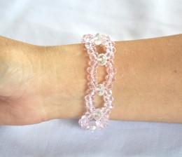 Glass bead elastic jewelry Nepal