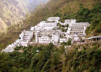 Mata Vaishno Devi Temple, J&K, India.