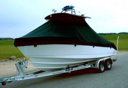 Sunbrella Fabric Boat Cover