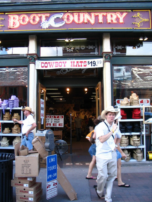 "If you aren't a native, you can still don the boots and hats and get a ""little bit country"" on your visit to Nashville."