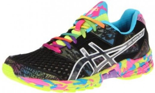 Asics make some fabulous running shoes for women
