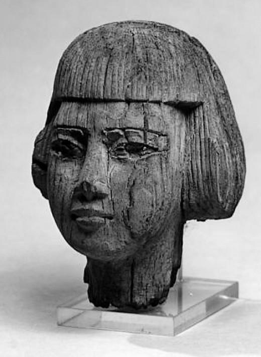 Egyptian Hair Style