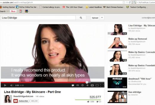 Lisa Eldridge: Celebrity makeup artists recommend the best beauty buys
