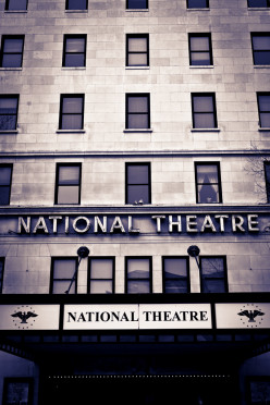 Visiting Washington, DC - Free Programs at the National Theater