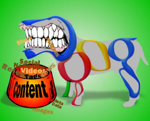 Search engines love content. To make money writing content, you need to create a lot of content to feed the beast.