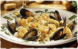 Seafood Portofino. Photo credit- Olive Garden
