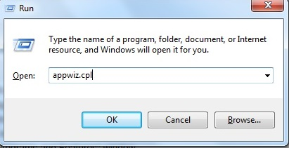 "press the ""Windows"" key + ""R"" to open the Windows Run Bar"
