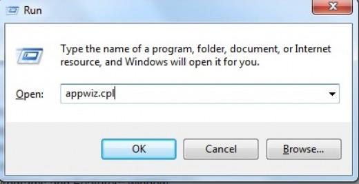 "press the ""Windows"" key + ""R"" to open the Windows Run Bar"