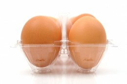 What does a de-shelled egg look like? Don't just IMAGINE an egg-shaped water balloon, make it yourself with this experiment.