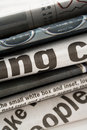 Try using the classified section of the newspaper to place an ad.      Photo credit, Dreamstime