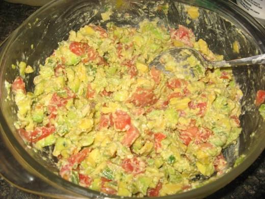 Fresh Guacamole