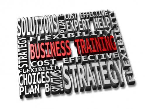 Business Training Strategy