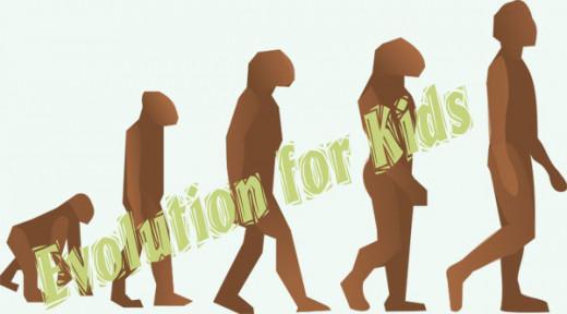 Evolution Resources for Kids
