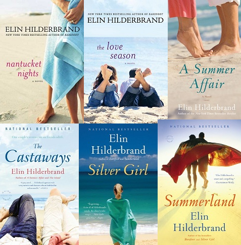 The rest of Elin Hilderbrand's released work.