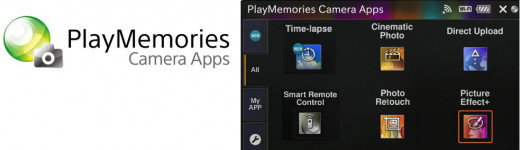 Download Sony PlayMemories onto your Wi-Fi enabled Sony NEX-5RK - and start playing!