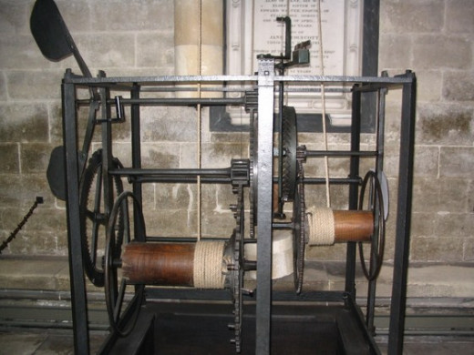 World's Oldest Working Clock