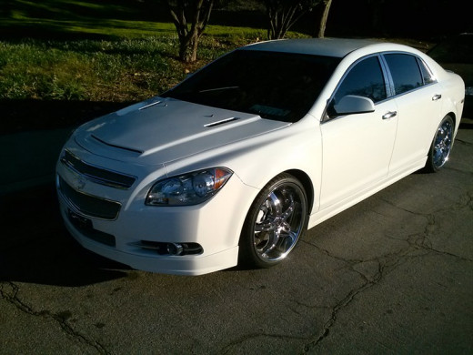 2010 Chevrolet Malibu RK Sport Body Package