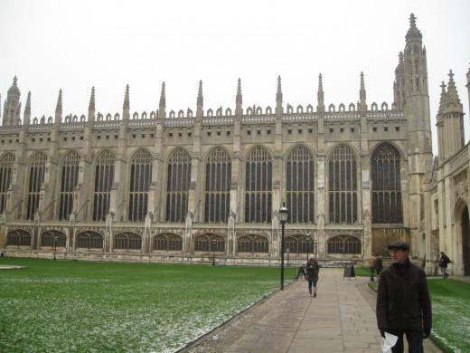 King's College quadrangle