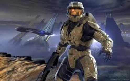 Halo 3 was released exclusively for the Xbox 360. The sound, gameplay and graphics are simply astonishing.