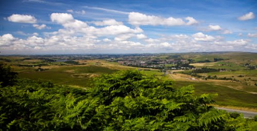 Rishworth moors