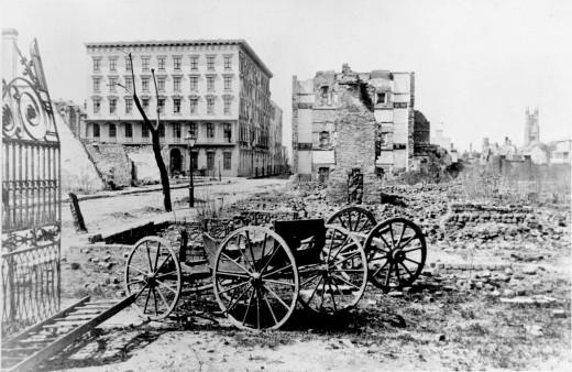 Charleston SC 1865