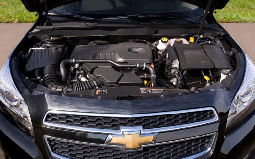 2013 Chevrolet Malibu Eco 2.4 LIter Inline 4-Cylinder with eAssist