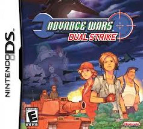 Advance Wars : Dual Strike cover