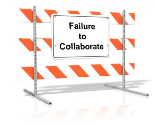 Failure to Collaborate