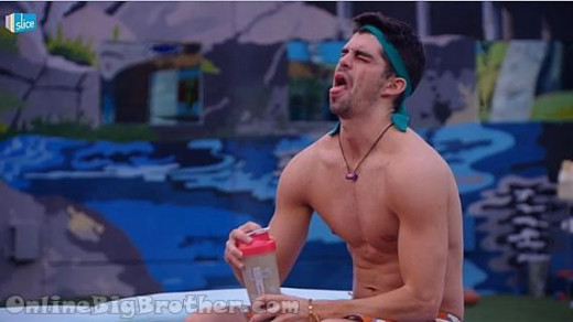 Alec from Big Brother Canada