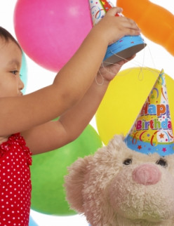 Ideas for Baby's First Birthday Celebration
